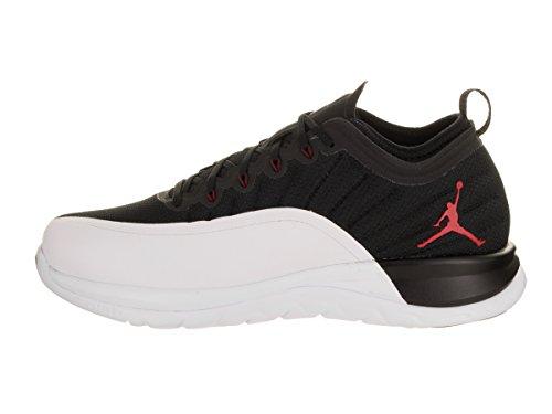 Nike Jordan Trainer Prime Sneaker Scarpe per Uomo BLACK/GYM RED-WHITE