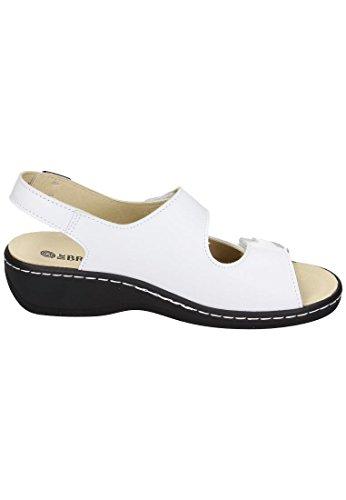 Dr. Brinkmann Dr. Brinkmann Damen Sandalette, Sandali donna bianco bianco Bianco