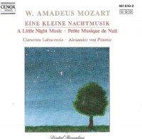 W. Amadeus Mozart: Eine Kleine Nachmusik - A Little Night Music