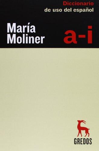 Diccionario de uso del espanol. 2 Volumes - 3rd Edition por Maria Moliner