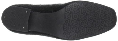 Padders Carmel, Damen Pumps Schwarz (Black Patent)