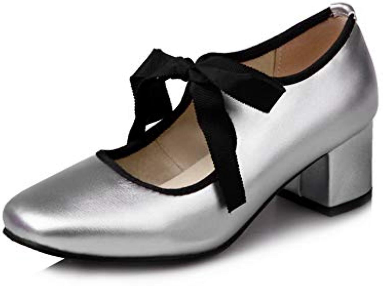 AdeeSu SDC05666,  s Compensées Femme - Argenté 36.5 - Silver, 36.5 Argenté EUB07GT6TX75Parent 60b960