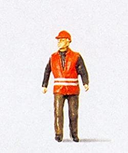 Preiser Figuren Spur H0 1:87 - Figura para modelismo ferroviario H0 escala 1:87 (Preiser PR28008)