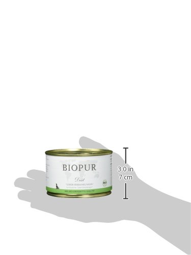 Biopur Bio Diätfutter Leber-Erkrankungen 400g, 6er Pack (6 x 400 g) - 6