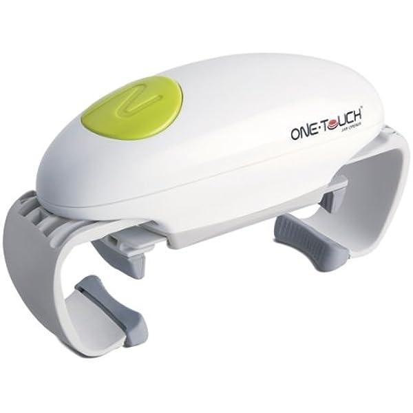 Elektrischer Glas/öffner k/üche-Zubeh/ör ideal f/ür Senioren und Menschen ALWWL One Touch Automatischer Dosen/öffner Automatischer Dosen/öffner Vollautomatischer Freisprech