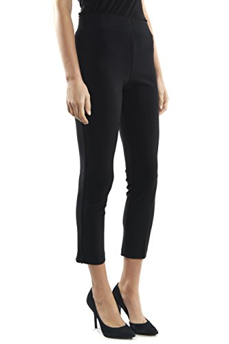 Joseph Ribkoff Black Silky Knit Stretch Pant Style 174090