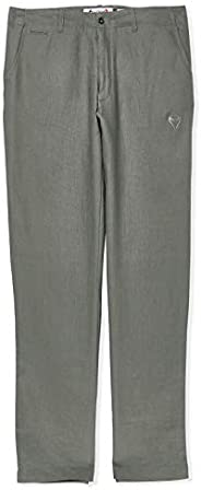 Cuerpo Straight Tuxedo Trousers for Men