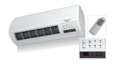 I migliori termoventilatori da parete su amazon