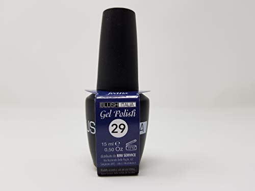 Gel Polish 15 ml semipermanenti Blush Italie 96 couleurs ultra coprenza maximale durée (29 - Jeans)