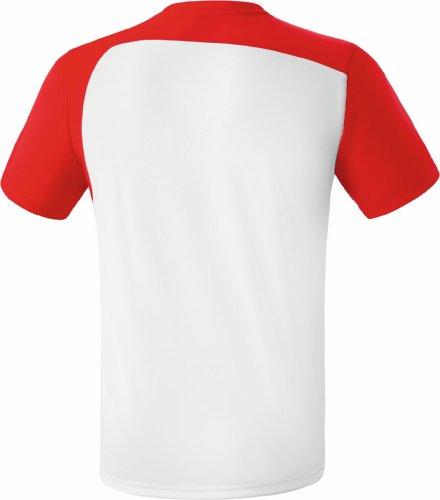 erima Herren T-Shirt Club 1900 weiß/rot