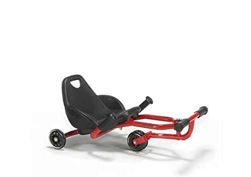 Winther Challenge Foot Twister, Kinderfahrzeug Large 6-10 Jahre