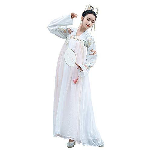 Susichou anfu, Brustkleid, Zweiteilige Leistung, chinesischer Stil, Tanzkleidung, Abschlussfoto ()
