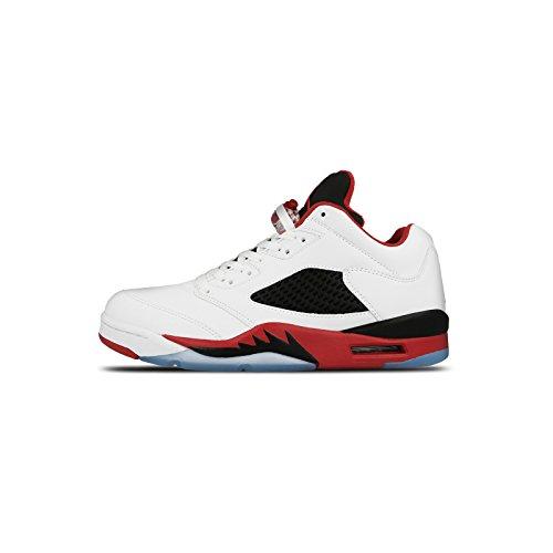 nike-air-jordan-5-retro-low-colore-bianco-nero-rosso-taglia-425