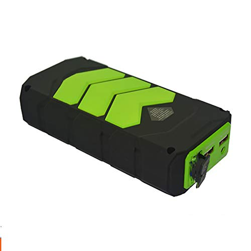 Starthilfe Powerbank 600A Spitzstrom 20000mAh Tragbare Auto Starthilfe 12V Autobatterie Anlasser mit LED Taschenlampe mit USB-Ladeanschluss