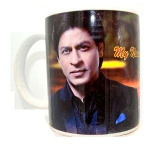 Shahrukh Khan Kaffeebecher, Tasse, Kaffeepott, Coffee Mug, kaffe to go becher, Bollywood, Shah rukh...