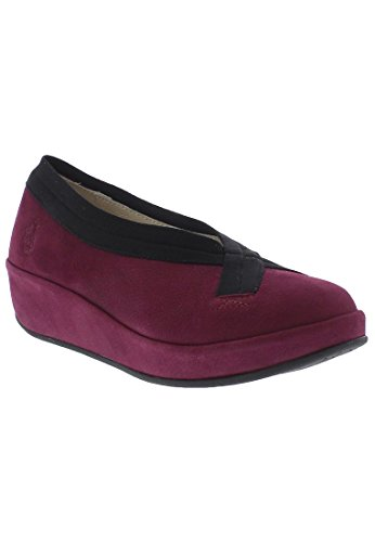 FLY London Bobi, Ballerines femme Lilas