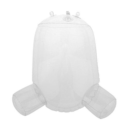 Gazechimp Aufblasbare Baby Mannequins Buttock Modell für Babyhosen Windeln Unterhose Display Klar (Für Aufblasbare Verkauf Kostüme)