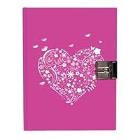 Bobble Art Heart Secret Diary / Journal For Children: Great Little Diaries