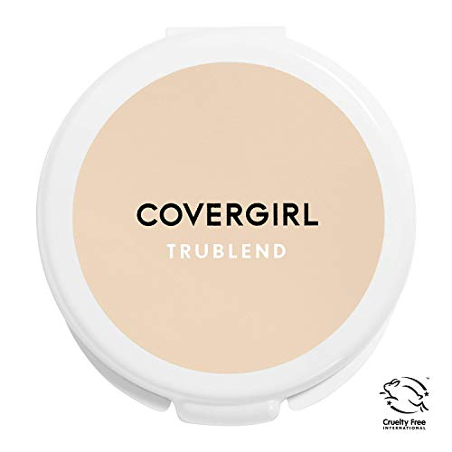 COVERGIRL - Trublend Pressed Powder Translucent Fair - 0.39 oz. (11 g)