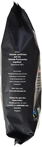 Mount Hagen Röstkaffee gemahlen FairTrade, Naturland, 2er Pack (2 x 500 g) - Bio