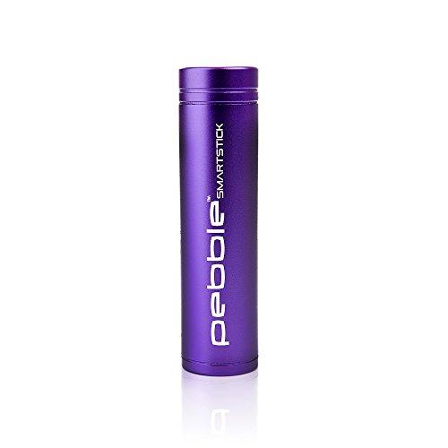 Veho VPP-002-SSM Pebble Smartstick Batteria Esterna Portatile, Viola