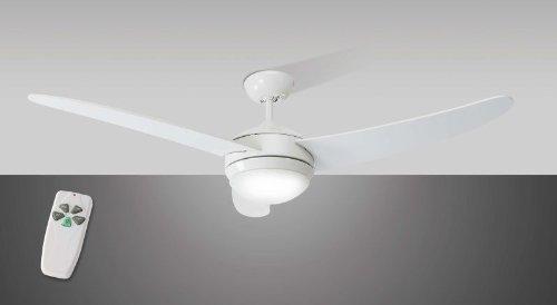 Perenz 7101 52w white - household fans (white, 52 w, 500 mm)