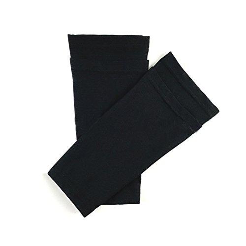 WINOMO Black Compression Sleeves reposapiernas Protector
