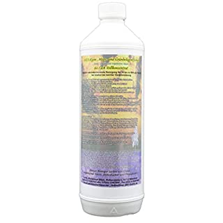 A.K.B. Algenentferner, Moosentferner, Grünbelagentferner 60-Fach Vollkonzentrat 0586. (1 Liter Flasche), BAuA Nr.N-62254