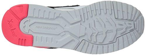New Balance W530pik, Sneaker Basse Donna Black/White/Bright Cherry