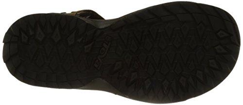 Teva Terra Fi Lite Leather M's, Herren Sandalen, Trekking- und Wanderschuhe, Braun (Brown), 43 EU -