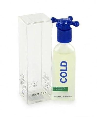Benetton Cold 100ml EDT Spray