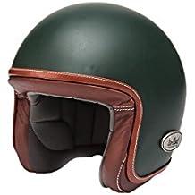 3fac453eb9678 Amazon.es  cascos de moto vespa - Verde