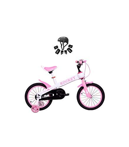 Bicicleta Infantil Modelo Rocket Ruedas 12'' Color