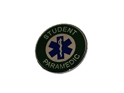 Student Paramedic Tie/Lapel Badge