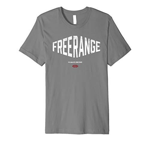 Evolve -Free Range Human Beings T-Shirt