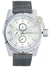Reloj hombre Louis Villiers en acero blanco 45 mm lvag3733 – 6