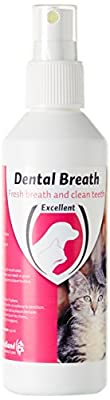 Holland Animal Care Dental Breath and Tooth Spray, 150 ml from Holland Animal Care