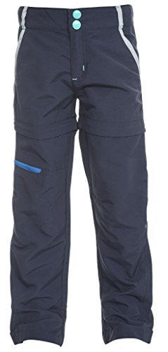 Trespass Kinder Hose Defender Mit Uv-schutz, Navy, 11/12, UCBTTRN10001_NA111/12