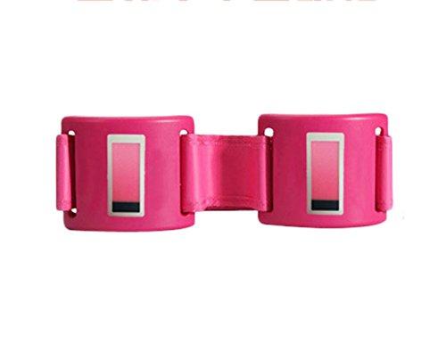 Elitzia ETBT8005 Cordless Gürtel reduzieren Belly Artefakt schlank Körper Burn Fat Lazy Person Shake Machine (Red) (Belly Gürtel Fat)