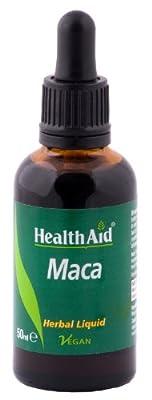 HealthAid Maca (Lepidium meyenii) Liquid 50ml from HealthAid