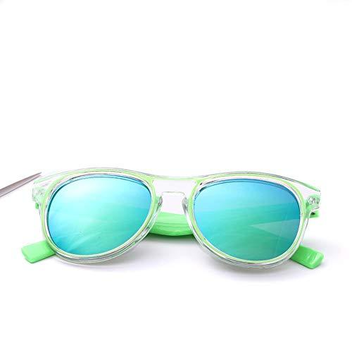 Baby Sonnenbrille, Sonnencreme, 0-3 Jahre alt, grün