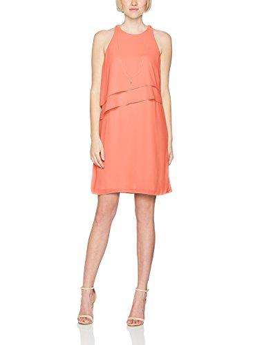 ESPRIT 047eo1e031, Vestito Donna Arancione (Coral Orange)