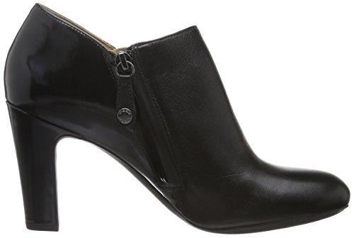 Geox D New Mariele High A, Escarpins Femme Schwarz (BLACKC9999)