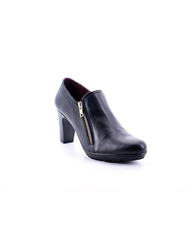 Cuir noir Chaussure Dliro Noir