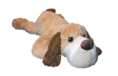 XXL Hund liegend Sunkid Plüschtier 100 cm