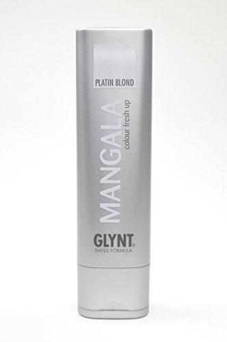 Glynt Haarpflege Mangala Tönungskur - platin fresh up 200 ml