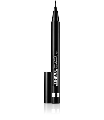 Clinique Eyeliner, Natural To Dramatic Liquid Eyeliner, 0.67 gr, 01-Black
