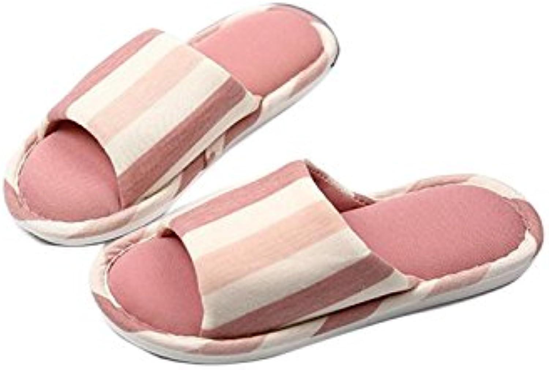 Indoor - Pantoffeln öffnen Die Pantoffeln für Männer Frauen