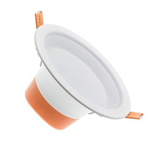 Downlight LED Lux 10W Blanc Neutre 4000K LEDKIA