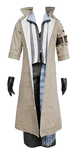 Chong Seng CHIUS Cosplay Costume Outfit for Snow Villiers Version 1